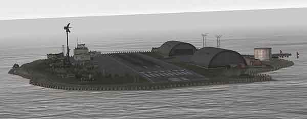 Panthera South West Island - A2: Custom Bases - Epoch Mod
